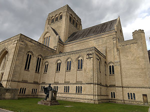 Photo Gallery. Ampleforth Abbey