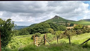 Photo Gallery. Roseberry Topping