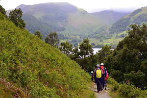 Photo Gallery. then walking back to Patterdale